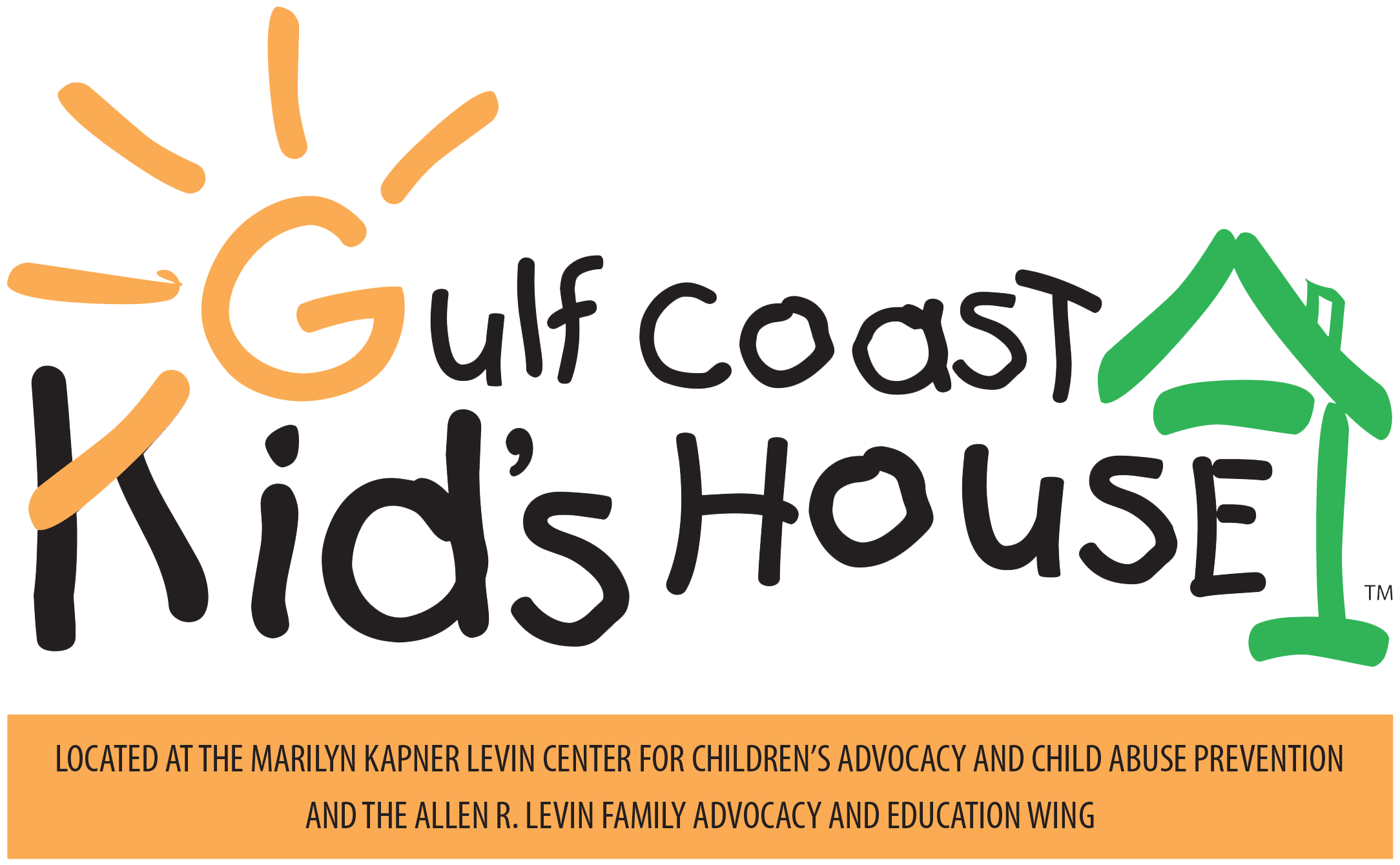 Gulf Coast Kid's House Logo
